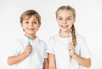 Kinderen en tieners gezond gebit